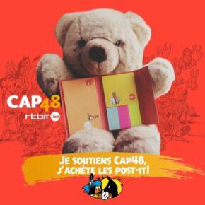 CAP48 a plus que jamais besoin de votre soutien!