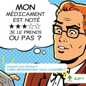 """Internet n'est pas pharmacien"""