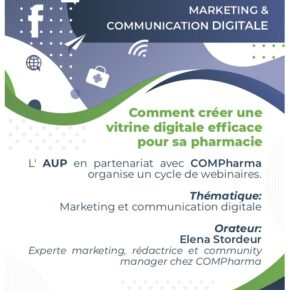 Webinaires Marketing & Communication digitale